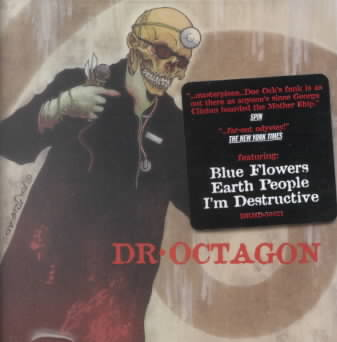 DR. OCTAGONECOLOGYST BY DR. OCTAGON (CD)