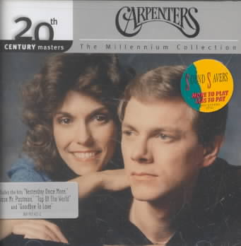 20TH CENTURY MASTERS:MILLENNIUM COLLE BY CARPENTERS (CD)