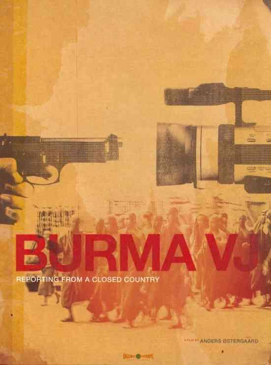 BURMA VJ BY OSTERGAARD,ANDERS (DVD)